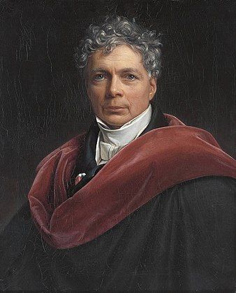 Friedrich Wilhelm Joseph von Schelling (cca 1835)