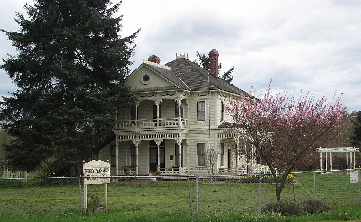 Neely Mansion Wikipedia