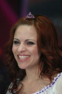 Nelly Ciobanu Moldovan singer