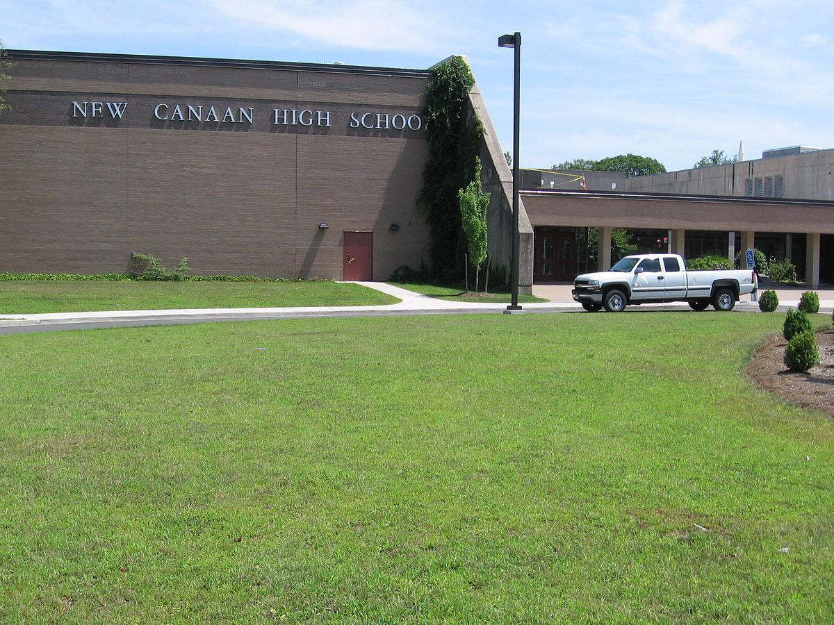 New Canaan High School Wikipedia