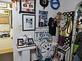 New Orleans, Fauborg Tremé, Backstreet Cultural Museum 22214 Treme Bass Drum.jpg