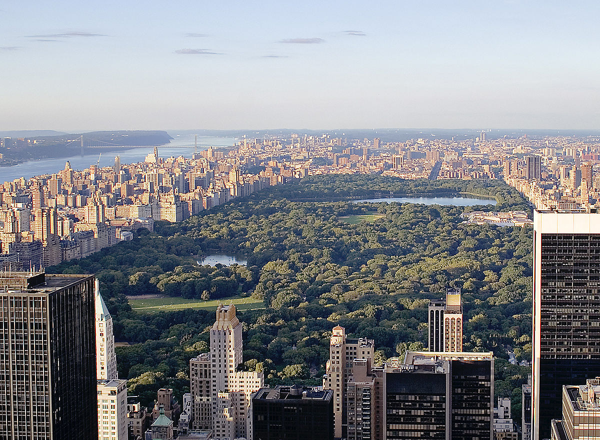 Central Park - Wikipedia, la enciclopedia libre