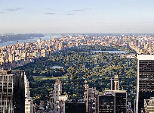 New York City-Manhattan, Central Park (Gentry)