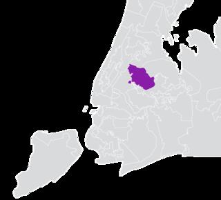 New Yorks 13th State Senate district American legislative district