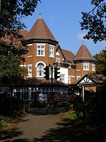 This Residential Care Home Stands On The Site Of Bassett Hotel