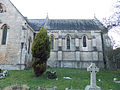 Newgate Street, Hertfordshire, St Mary's Church 04 - Chancel from south.jpg