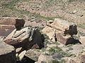 Newspaper Rock Petrified Forest National Park 3.JPG