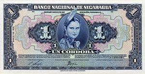 Nicaraguan córdoba