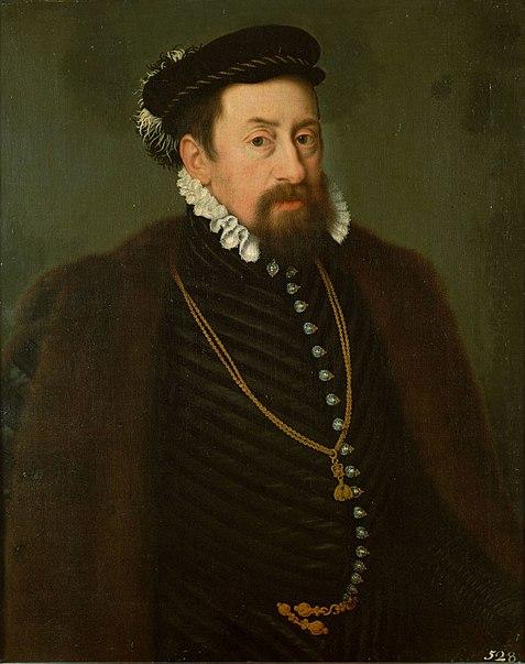 Maximiliano II según Nicolas Neufchâtel