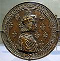 Nicolas leclerc, jean de saint-priest e jean lepére, med. di luigi XIII e anna di bretagna, 1499 ca. 01.JPG
