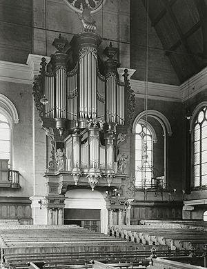 Nieuwe Kerk (Katwijk aan Zee) - Image: Nieuwe kerk Katwijk