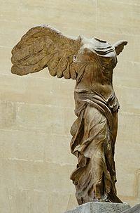 萨莫色雷斯的胜利女神