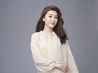 Niki Chow Hong Kong actress