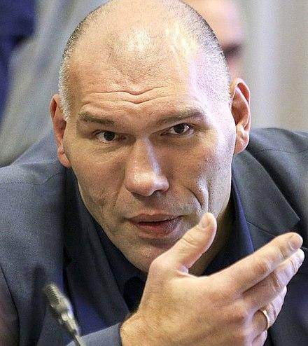 Nikolai Valuev - Wikiwand