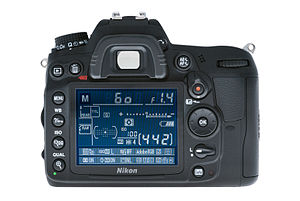 The Nikon D7000 is a 16.2 megapixel digital si...