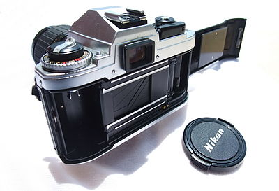 nikon fg wikiwand rh wikiwand com Nikon Film Cameras Nikon FG Instruction Manual