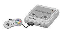 Video game console wikipedia home consolesedit nintendo super famicom publicscrutiny Gallery
