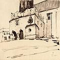 Noakowski Fragment architektury z w XVI 1917.jpg