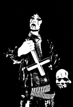 Heavy metal lyrics - Black metal bands have song lyrics that refer to occult subjects and death.