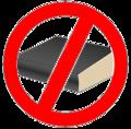 Non encyclopedic icon.png