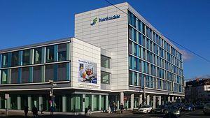 Nordzucker - Nordzucker AG headquarters in Braunschweig, Germany