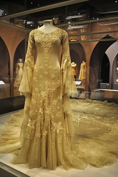 File Norman Hartnell Wedding Dress Of 1933 Worn By