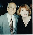 Norman Lear & Terrie Frankel at Producers Guild of America Awards 1998.jpg