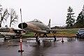 North American F-100F Super Sabre LFront EASM 4Feb2010 (14591006565).jpg