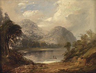 North Wales Landscape, Llanberis