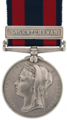 North West Canada Medal, 1885, obverse.png