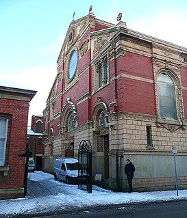 St Wilfrids Church, Preston Church in Lancashire, United Kingdom