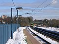 Northfield Station in the Snow - geograph.org.uk - 1151308.jpg