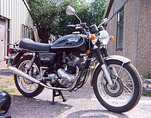 straight twin engine norton commando interstate a motorcycle a parallel twin engine