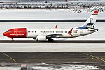 Norwegian, EI-FYA, Boeing 737-8 MAX (40637718081).jpg