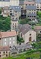 Notre-Dame-des-Mirabels chapel in Peyreleau 02.jpg