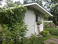 Notre cabanon au centre du jardin. Our shed is in the middle of our garden - panoramio.jpg