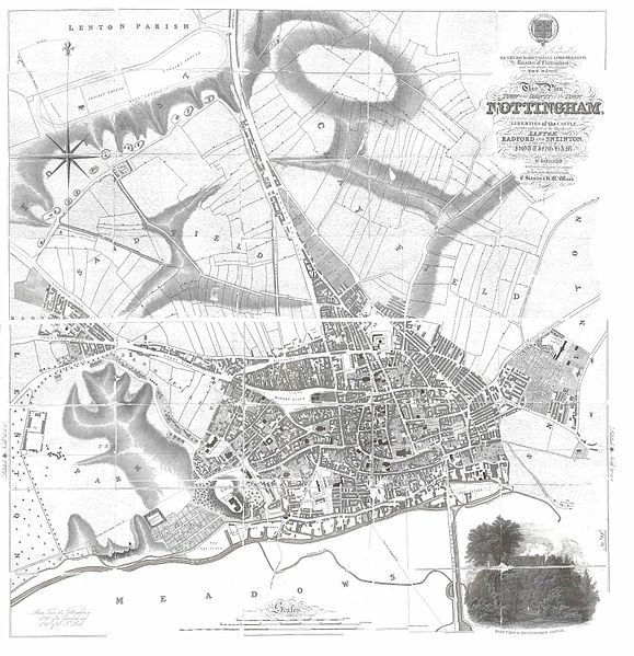 File:Nottingham Map 1831 by Staveley and Wood.jpg