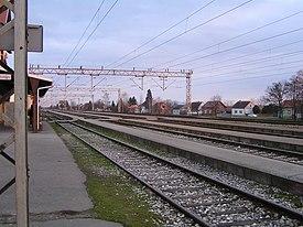 Zeljeznicka Pruga Zagreb Beograd Wikipedia