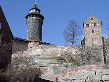 Nuremberg Castle Heaven Door Sinwell Tower Walpurgis f se.jpg