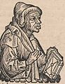 Nuremberg chronicles - Matheolus, Schedel's Teacher (CCLIIv).jpg