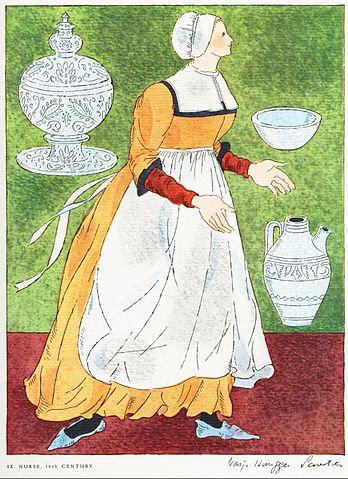 16th century nurse