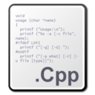 .cpp files