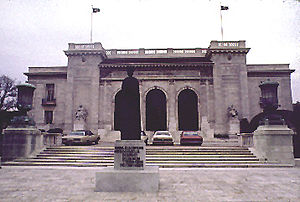 First International Conference of American States - OAS building, Washington