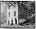 OFFICE BUILDING, EAST ELEVATION - Shepherdstown Cement Mill, River Road, Shepherdstown, Jefferson County, WV HAER WVA,19-SHEP.V,4-8.tif
