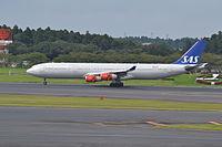 OY-KBC - A343 - SAS