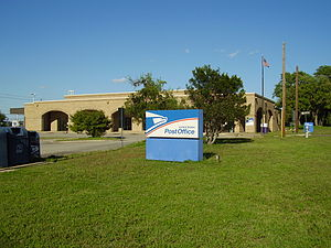 Oak Hill, Austin, Texas - A post office in Oak Hill