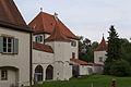 Obermenzing - Schloss Blutenburg - Schlossmauer 001.jpg