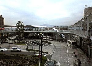 Ebina Station - Odakyu entrance