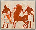 Offerings of a Chariot and Horse, Tomb of Userhat MET 30.4.39 EGDP021827.jpg