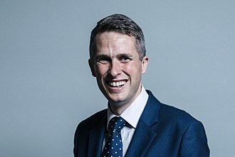 University of Bradford - Secretary of State for Defence Gavin Williamson graduated from Bradford with a BSc in Social Sciences